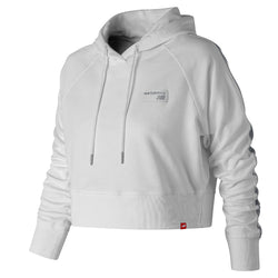 7aae1d915ccbd Women's Athletics Cropped Hoodie - White