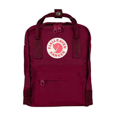 Kanken Mini Backpack - Plum