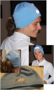 Pony-Tail Running Hat