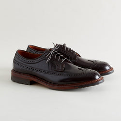 Alden + Context Longwing Color 8 Shell Cordovan