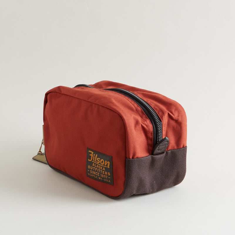 Travel Pack Rusted Red