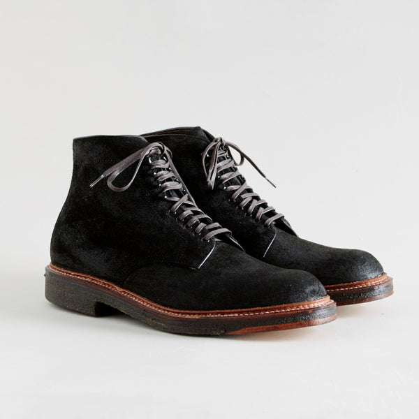 Alden + Context Rough Roy Boot Earth Chamois
