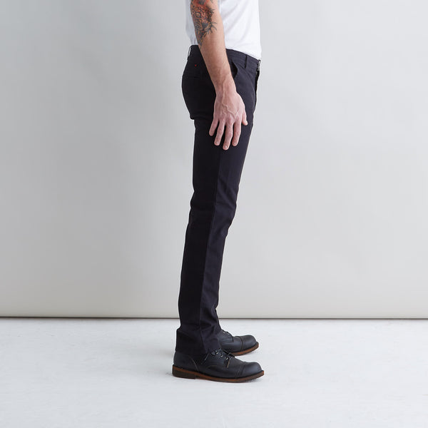 Standard Issue Utility Chino Black