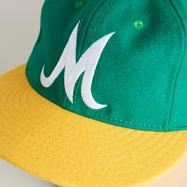 Madison Muskies Throwback Fitted