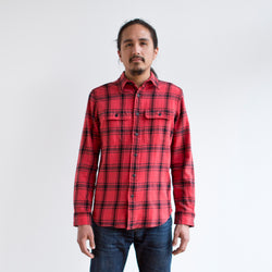 Scout Shirt Red Black
