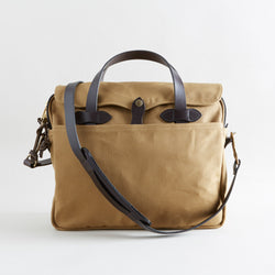 Original Briefcase Dark Tan