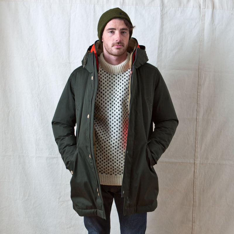 Sun Valley Parka Deep Green