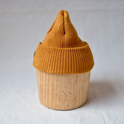 Eco-Cotton Watchcap Ochre