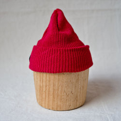 Eco-Cotton Watchcap Red