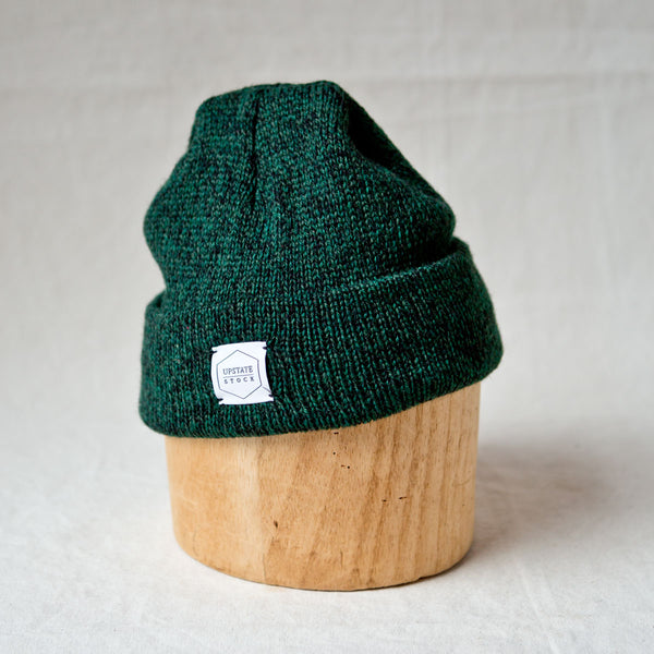Ragg Wool Beanie Hunter Melange