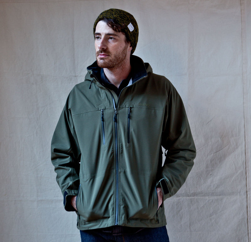 Neoshell Reliance Jacket Olive