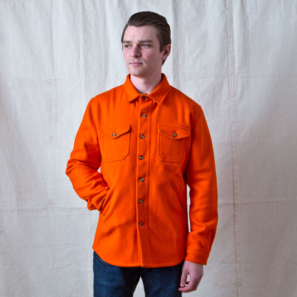 Limited Edition Crissman Safety Orange