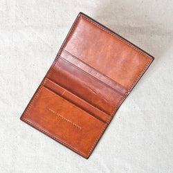 Four Pocket Wallet Brown Jacked Harness