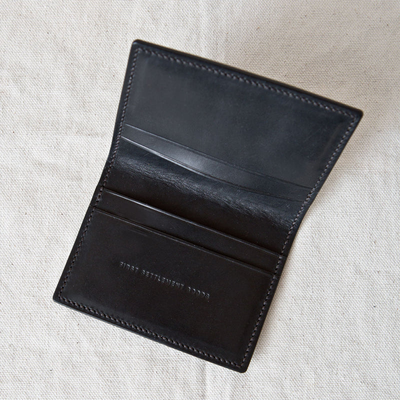 Four Pocket Wallet Black Jacked Harness