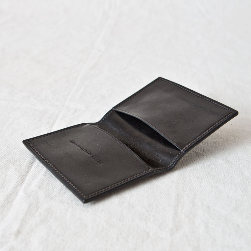 Two Pocket Wallet Black Jacked Harness
