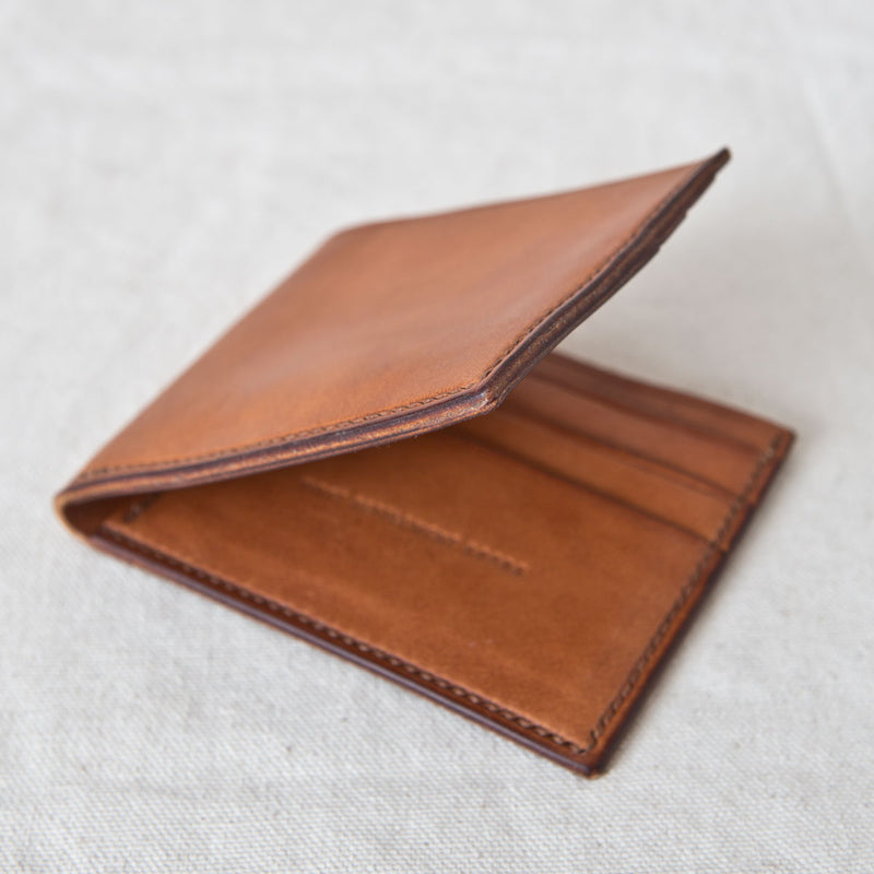 Utility Billfold Brown Jacked Harness