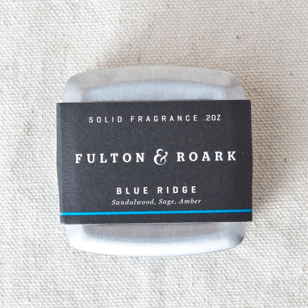 Blue Ridge Solid Cologne