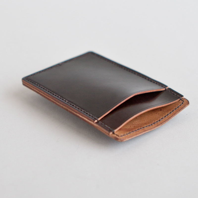 Money Clip Color 8 Shell Cordovan