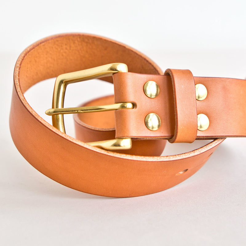 Standard Belt London Tan Bridle