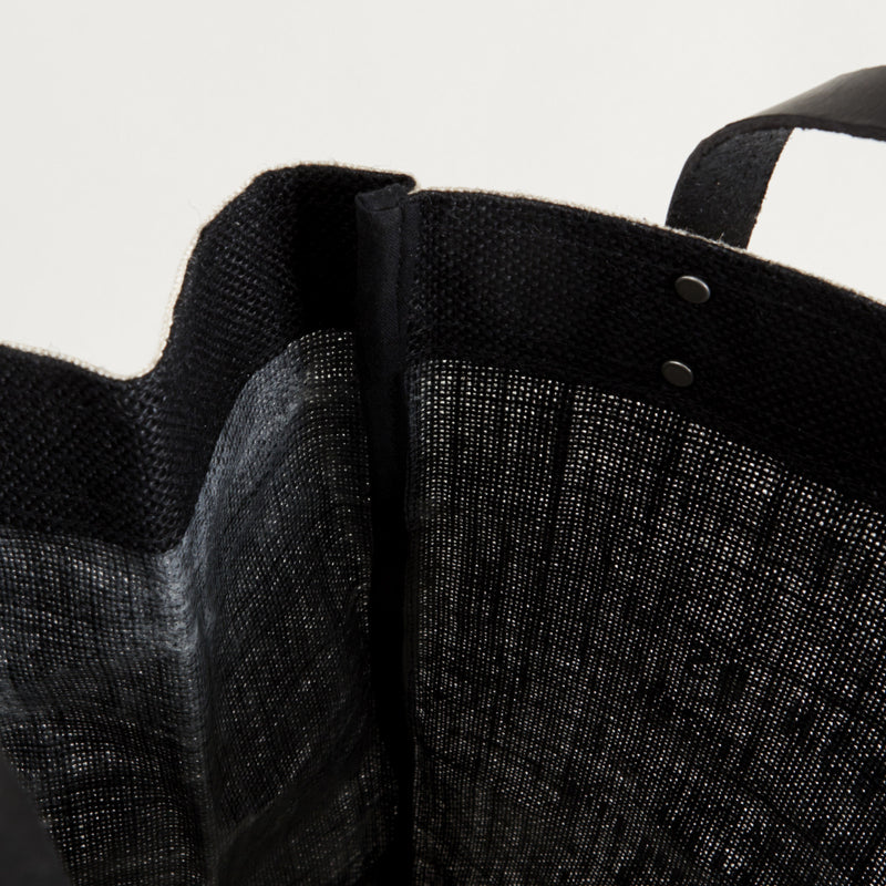 Apolis + Context Madison Market Bag Black