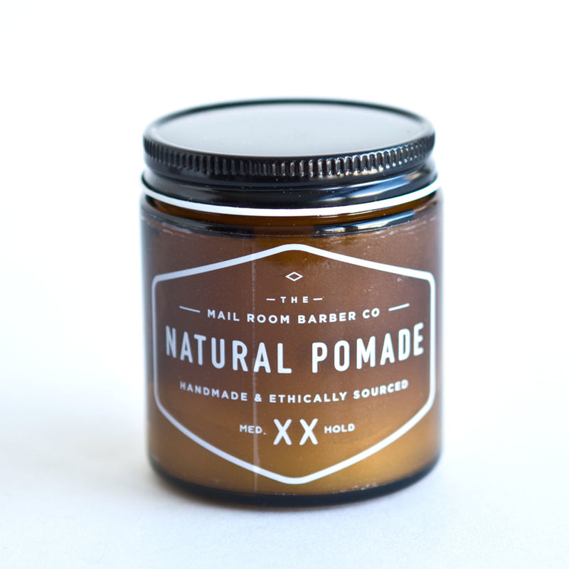 Natural Pomade Medium Hold