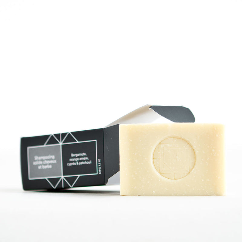 Shampoo Bar for Hair and Beard