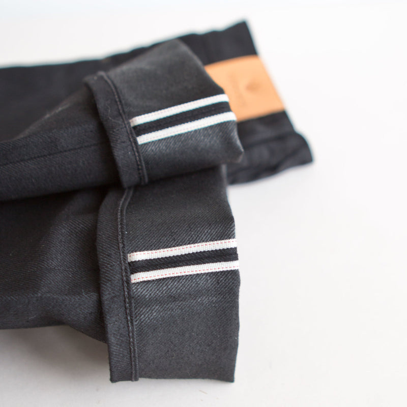 Standard Black Selvedge