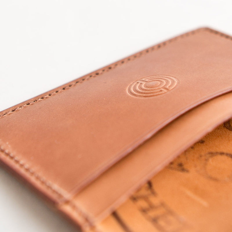 Four Pocket Wallet Natural
