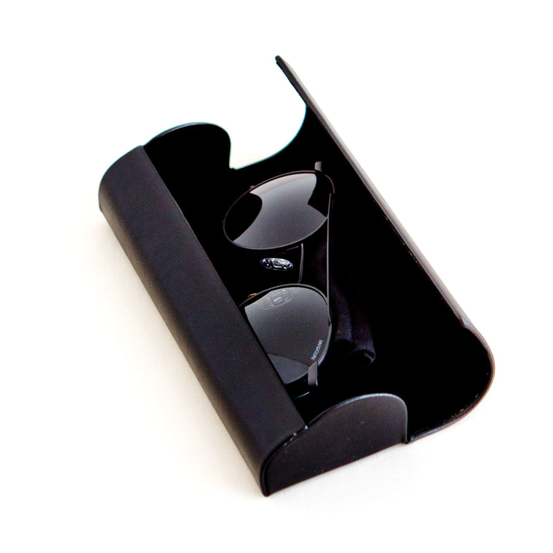 P3 Shadow Matte Black Gray Glass