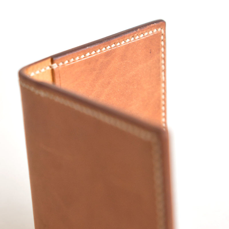 Two Pocket Wallet Horween Vintage Calfskin