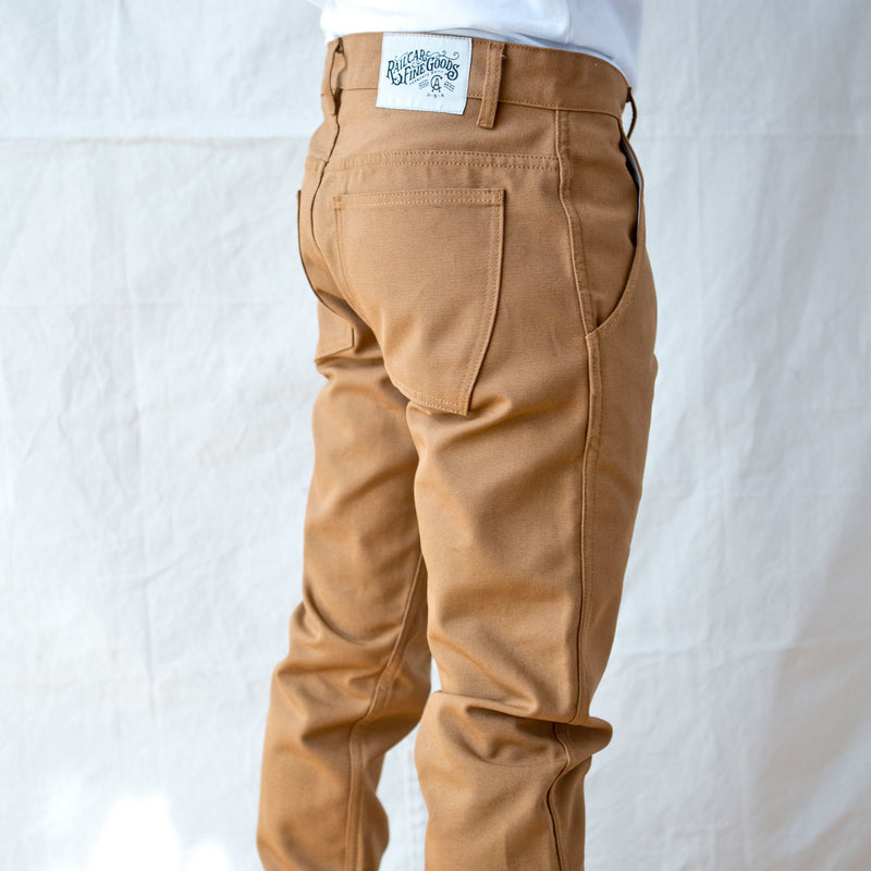 Flight Trouser Camel