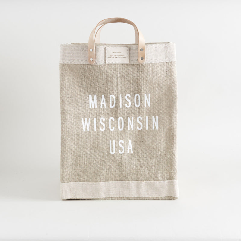 Apolis + Context Madison Market Bag