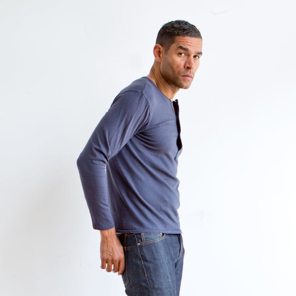 LS Henley Moon Blue
