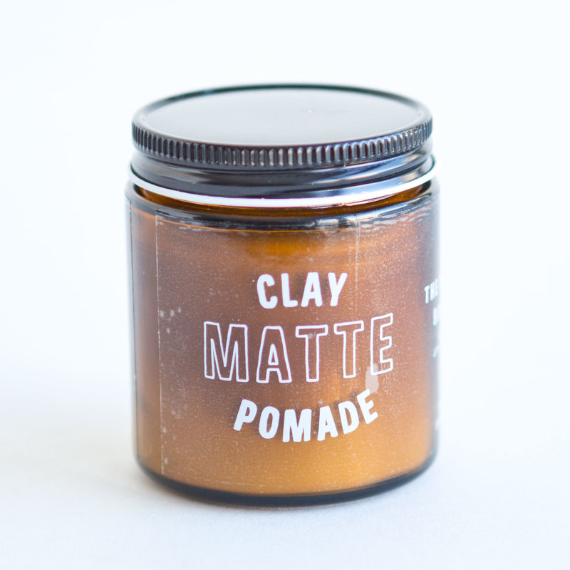 Mailroom Matte Clay Pomade