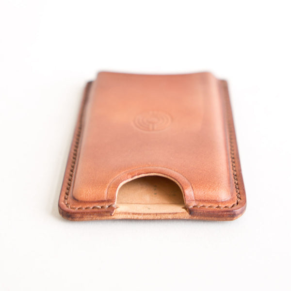 Business Card Case Natural