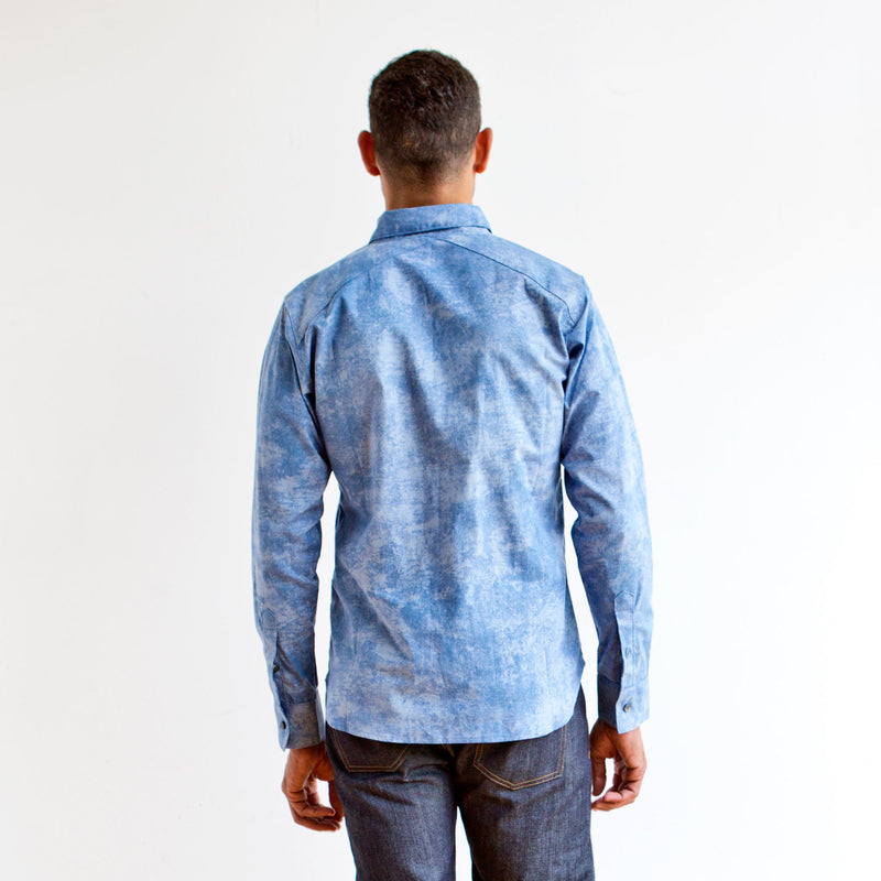Long Sleeve BD Blue Haze
