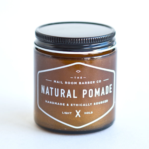 Natural Pomade Light Hold