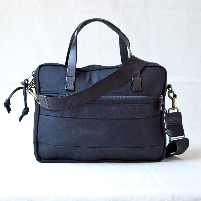 Dryden Briefcase Dark Navy