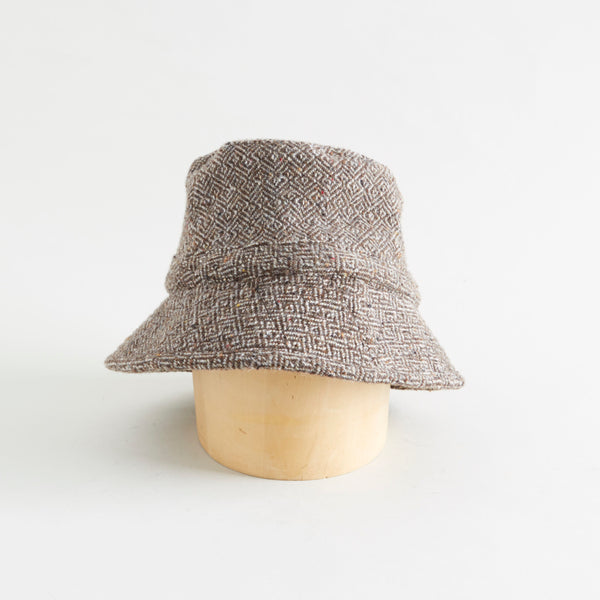 Bucket Hat Subalpino Maize Brown
