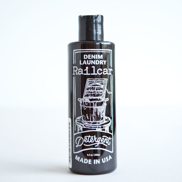 Railcar Denim Detergent