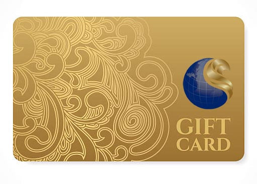 Gift Cards - from £50 - £100