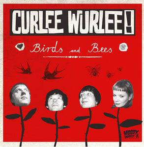 "Curlee Wurlee  ""Birds and Bees"" LP"