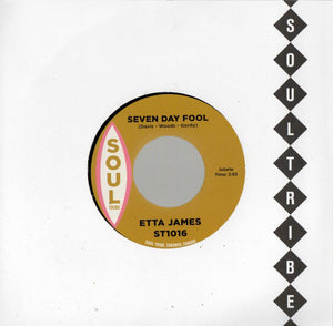 Etta James / Doug Banks split 45