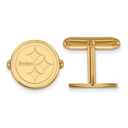 GP Pittsburgh Steelers Cuff Link