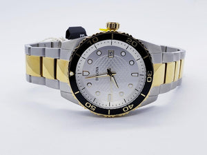 Bulova Men's Two Tone Diver Watch
