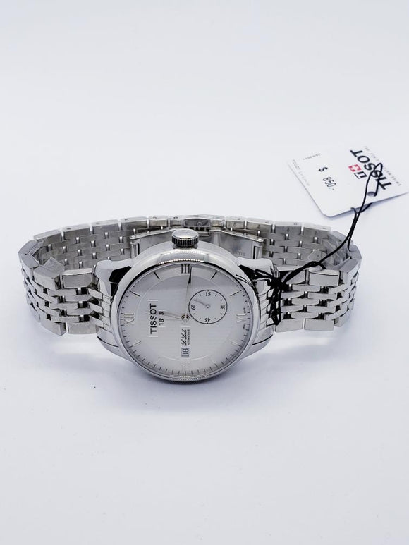 Tissot Men's Automatic Stainless Watch