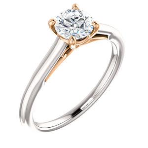 Customize Diamond Engagement Ring