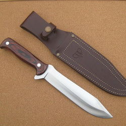 117R Cudeman Stamina Wood Hunting Knife