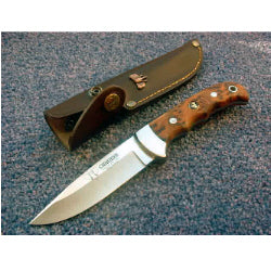 146L Cudeman Olive Wood Sporting Knife