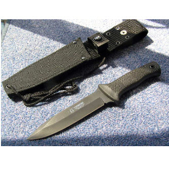 177N Cudeman Heavy Duty Rubber Survival Knife
